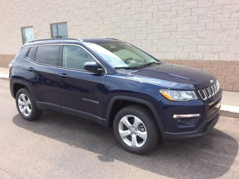 2017 Jeep New Compass Latitude in Victoria, MN