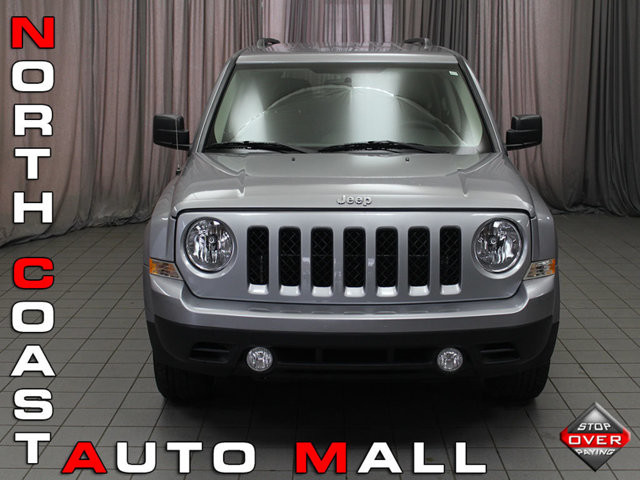 Used 2017 Jeep Patriot, $15953