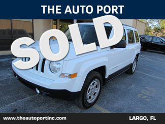 2017 Jeep Patriot Sport | Clearwater, Florida | The Auto Port Inc in Clearwater Florida