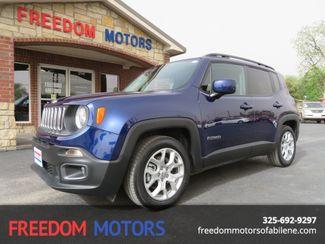 2017 Jeep Renegade Latitude | Abilene, Texas | Freedom Motors  in Abilene,Tx Texas