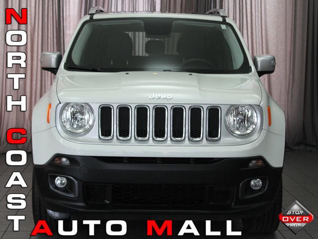Used 2017 Jeep Renegade, $20983
