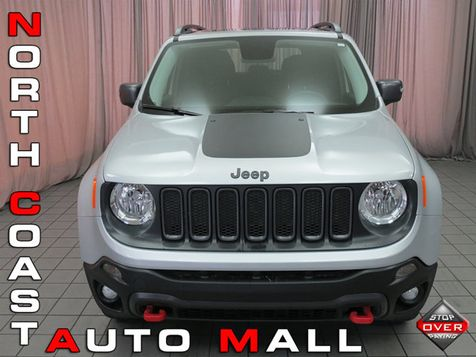 2017 Jeep Renegade Trailhawk in Akron, OH