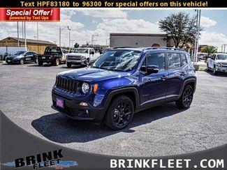 2017 Jeep Renegade Altitude | Lubbock, TX | Brink Fleet in Lubbock TX