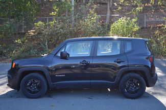 2017 Jeep Renegade Sport Naugatuck, Connecticut 1