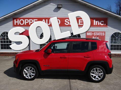 2017 Jeep Renegade Latitude | Paragould, Arkansas | Hoppe Auto Sales, Inc. in Paragould, Arkansas
