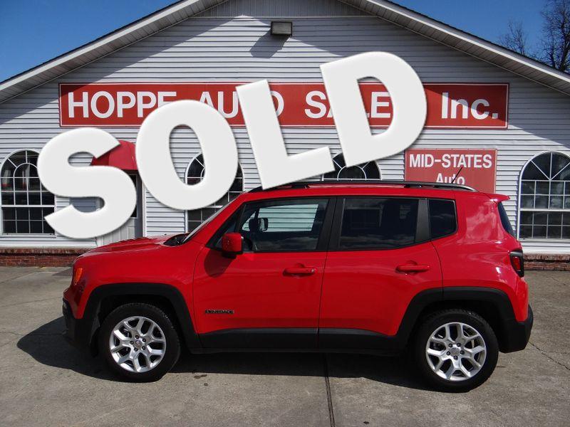 2017 Jeep Renegade Latitude | Paragould, Arkansas | Hoppe Auto Sales, Inc. in Paragould Arkansas