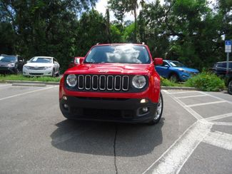 2017 Jeep Renegade Latitude SEFFNER, Florida