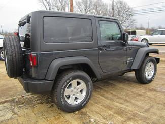 2017 Jeep Wrangler Sport 4x4 Houston, Mississippi 4