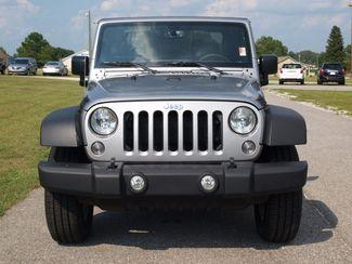 2017 Jeep Wrangler Sport Lineville, AL 5