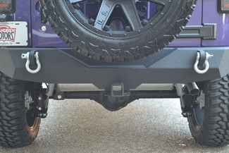 2017 Jeep Wrangler Unlimited Sahara PURPLE in Arlington, Texas