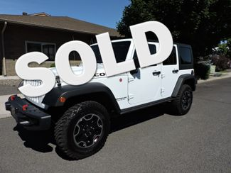 2017 Jeep Wrangler Unlimited Rubicon Hard Rock 2,049 Miles! Bend, Oregon