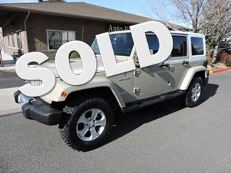 2017 Jeep Wrangler Unlimited Chief Edition Bend, Oregon