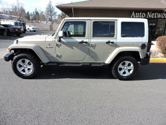 2017 Jeep Wrangler Unlimited Chief Edition Bend, Oregon 1