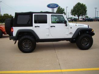 2017 Jeep Wrangler Unlimited Willys Wheeler Bettendorf, Iowa 7