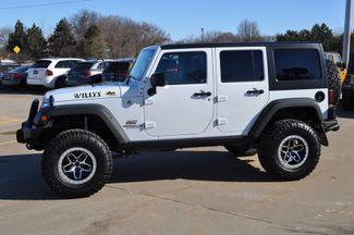 2017 Jeep Wrangler Unlimited Willys Wheeler Bettendorf, Iowa 25