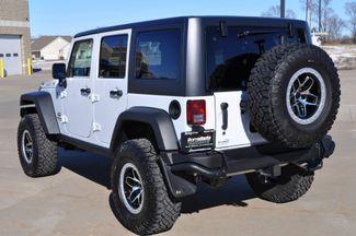2017 Jeep Wrangler Unlimited Willys Wheeler Bettendorf, Iowa 27