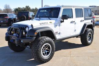 2017 Jeep Wrangler Unlimited Willys Wheeler Bettendorf, Iowa 22