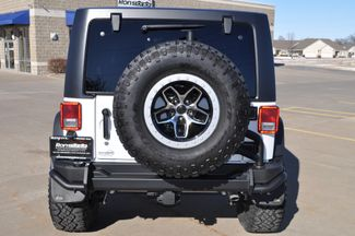 2017 Jeep Wrangler Unlimited Willys Wheeler Bettendorf, Iowa 5