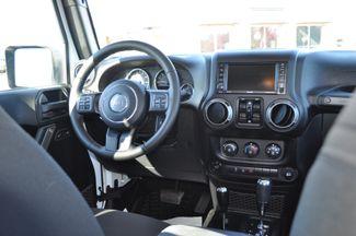 2017 Jeep Wrangler Unlimited Willys Wheeler Bettendorf, Iowa 12