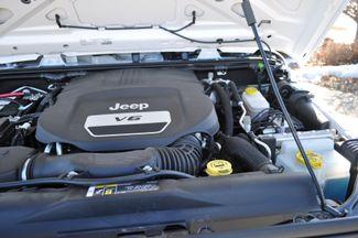 2017 Jeep Wrangler Unlimited Willys Wheeler Bettendorf, Iowa 44