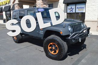 2017 Jeep Wrangler Unlimited Sport | Bountiful, UT | Antion Auto in Bountiful UT
