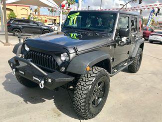 2017 Jeep Wrangler Unlimited Sport Calexico, CA