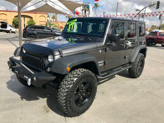 2017 Jeep Wrangler Unlimited Sport Calexico, CA 6
