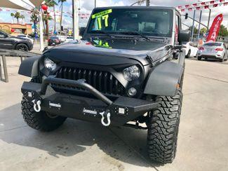 2017 Jeep Wrangler Unlimited Sport Calexico, CA 10