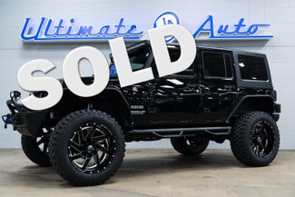 2017 Jeep Wrangler Unlimited Custom Sport Orlando, FL