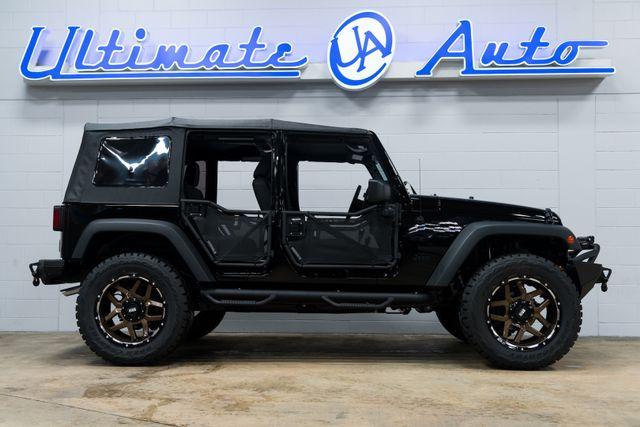 2017 Jeep Wrangler Unlimited Custom Sport Orlando, FL 8