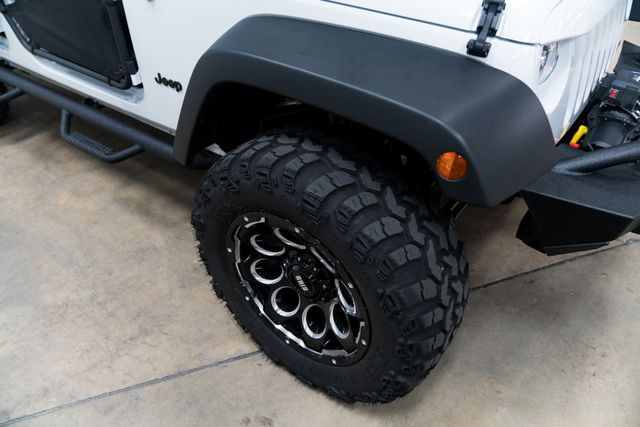 2017 Jeep Wrangler Unlimited Custom Sport Orlando, FL 16