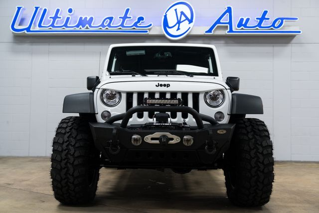 2017 Jeep Wrangler Unlimited Custom Sport Orlando, FL 10