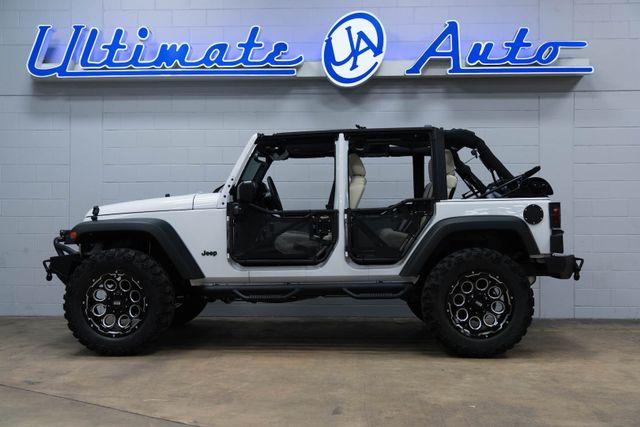 2017 Jeep Wrangler Unlimited Custom Sport Orlando, FL 2