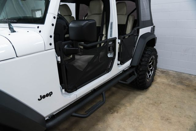 2017 Jeep Wrangler Unlimited Custom Sport Orlando, FL 11