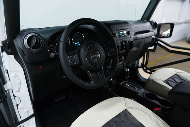 2017 Jeep Wrangler Unlimited Custom Sport Orlando, FL 27