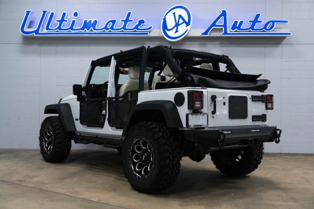 2017 Jeep Wrangler Unlimited Custom Sport Orlando, FL 4