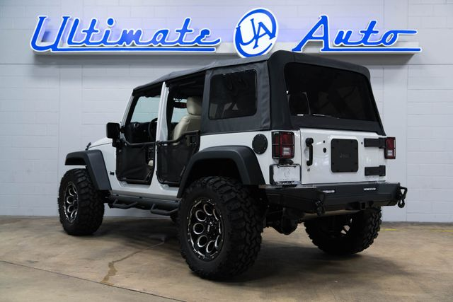 2017 Jeep Wrangler Unlimited Custom Sport Orlando, FL 5