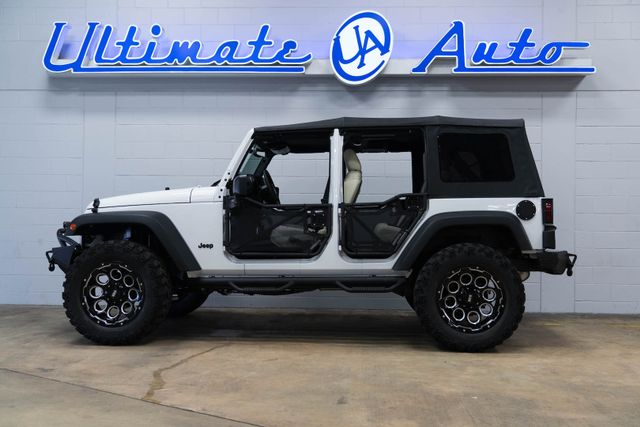 2017 Jeep Wrangler Unlimited Custom Sport Orlando, FL 3