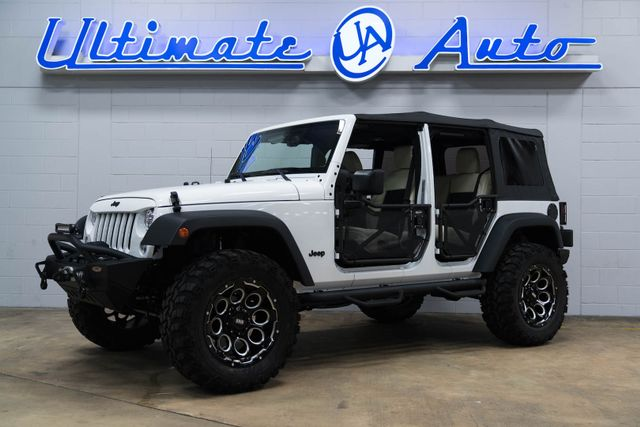 2017 Jeep Wrangler Unlimited Custom Sport Orlando, FL 1