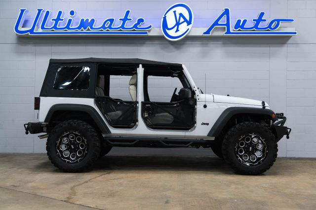 2017 Jeep Wrangler Unlimited Custom Sport Orlando, FL 8