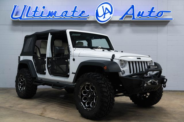 2017 Jeep Wrangler Unlimited Custom Sport Orlando, FL 9