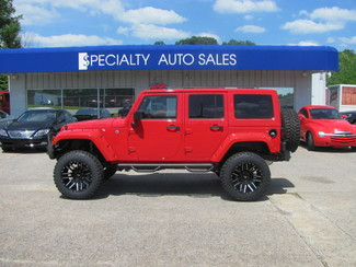 2017 Jeep Wrangler Unlimited Sport Dickson, Tennessee