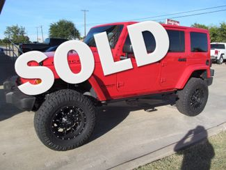 2017 Jeep Wrangler Unlimited in Greenville TX