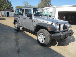 2017 Jeep Wrangler Unlimited Sport RHD Houston, Mississippi 1