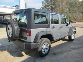 2017 Jeep Wrangler Unlimited Sport RHD Houston, Mississippi 4