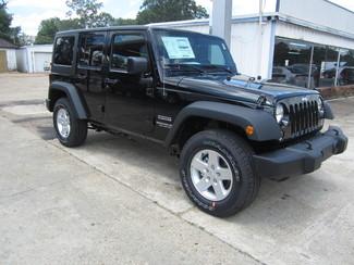 2017 Jeep Wrangler Unlimited Sport Houston, Mississippi 1