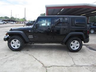 2017 Jeep Wrangler Unlimited Sport Houston, Mississippi 2