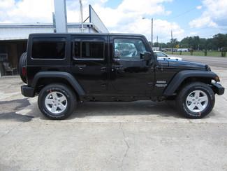 2017 Jeep Wrangler Unlimited Sport Houston, Mississippi 3