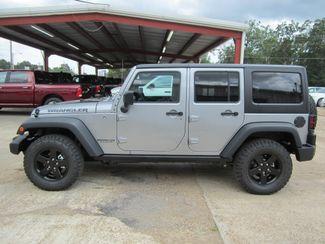 2017 Jeep Wrangler Unlimited Big Bear Houston, Mississippi 2