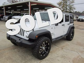 2017 Jeep Wrangler Unlimited Sport Houston, Mississippi